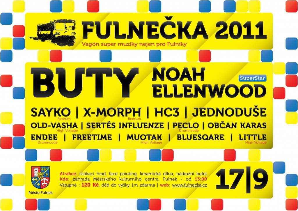 Plakat Fulnecka 2011